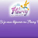 Si je veux déjeuner au Fleury