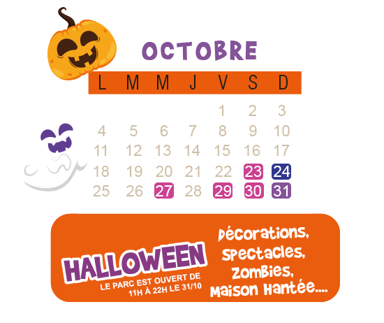 lefleury_horaires_octobre 2021